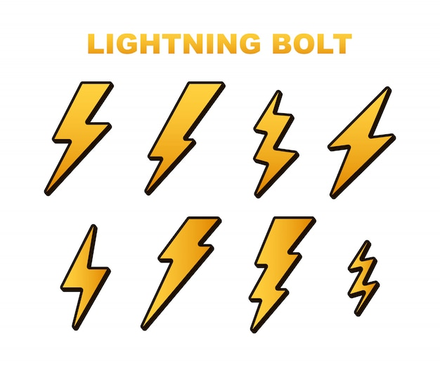Lightning bolt. thunder bolt, lighting strike expertise.
