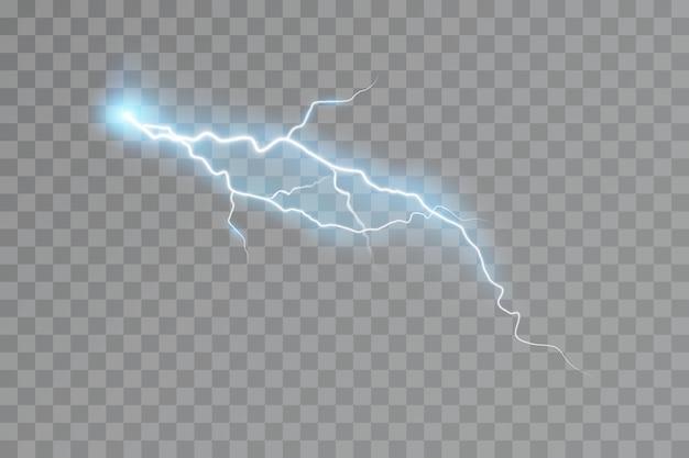 雷効果雷雨光効果電気
