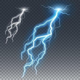 Lightning and thunder bolt
