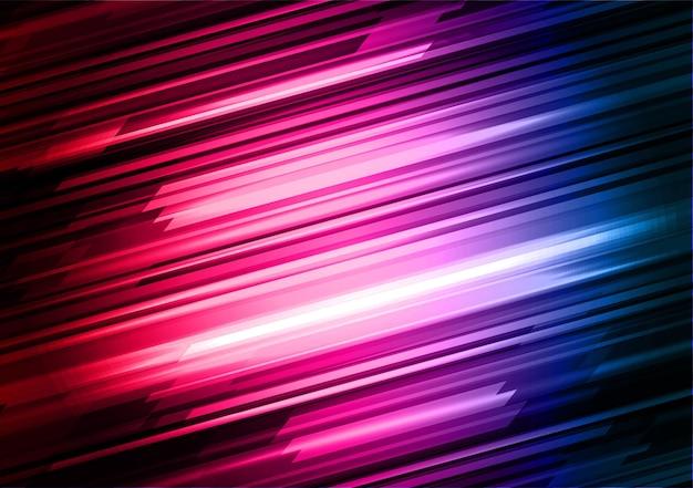 ライン移動モーション抽象的な背景