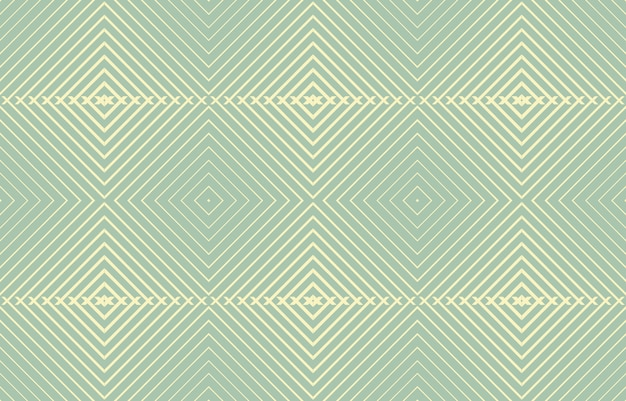 幾何学的なスタイルのラインのシームレスパターン
