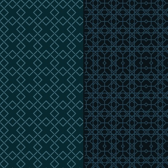 Line seamless pattern