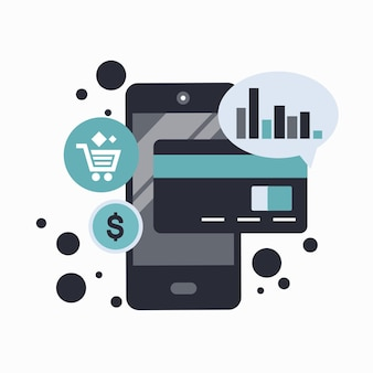On line shopping and payment methods