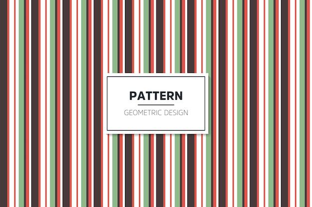 직계 다채로운 기하학적 완벽 한 패턴