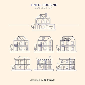 Lineal housing collectio