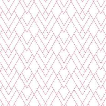 Linear flat abstract lines pattern Free Vector