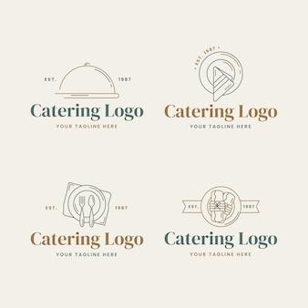 リニアフラットケータリングロゴ