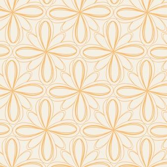 線形フラットデザイン抽象的な線パターン