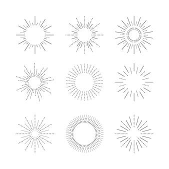 Линейная плоская коллекция солнечных лучей