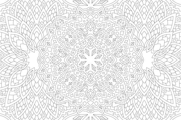 結晶と線形パターン