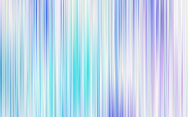 Lines on blurred abstract background with gradient