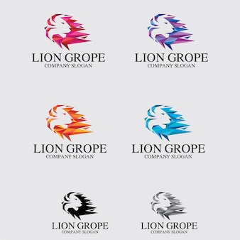 Lion grope