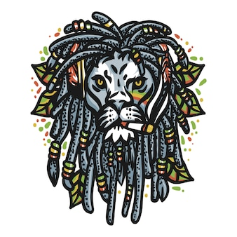 Lion head marijuana