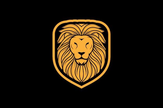 Логотип lion king esport