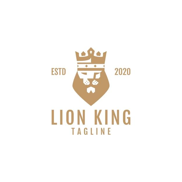 Логотип короля льва