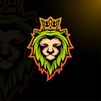 Lion king киберспорт логотип
