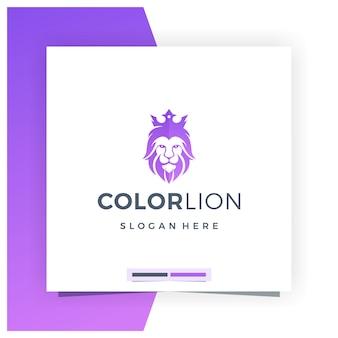 Lion logo design вдохновение