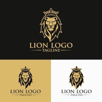 Lion logo images