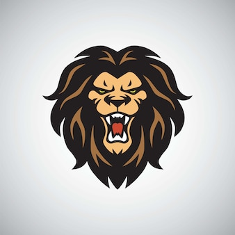 Lion roar logo