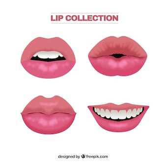 Lip collectio