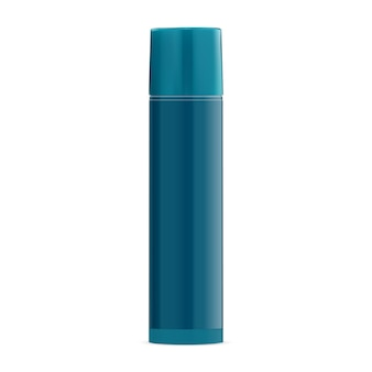 Lips balm stick illustration