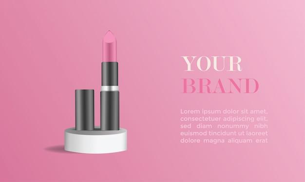 Lipstic ads