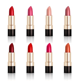 Lipstick assortment set