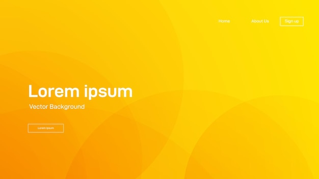 Liquid dynamic background for websites landing pages
