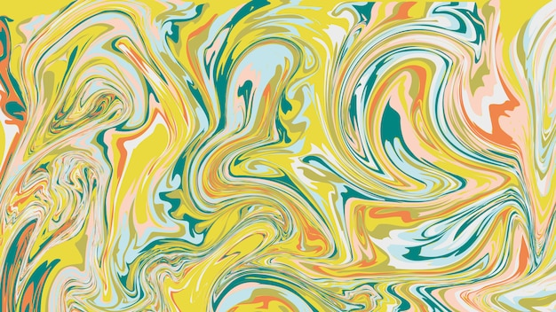 Liquid marble texture, colorful marbling surface. watermarble ink background.