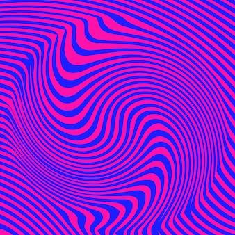 Абстрактный фон линии liquify