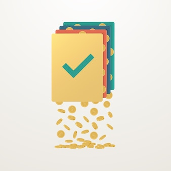 A list of tasks or tasks that generate monetary gain
