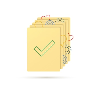 List of tasks with stages todo list with purpose and consistent implementation