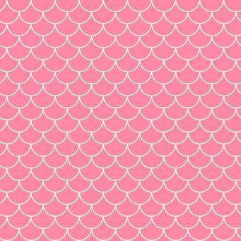 Русалочка бесшовные модели. текстура кожи рыбы. пахотный фон для девочки из ткани, текстильного дизайна, оберточной бумаги, купальных костюмов или обоев. голубая маленькая русалка фон с рыбьей чешуей.