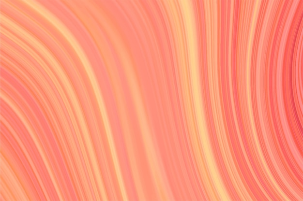 Living coral color on marble abstract background.