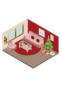 Livingroom cut view