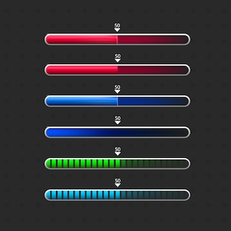 Loading bar for game app