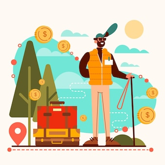 Концепция местного туризма