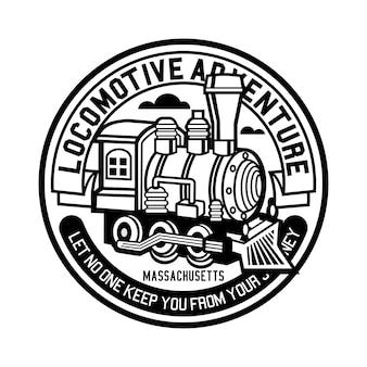 Locomotive adventure