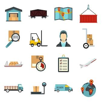Logistic cons set.