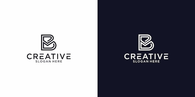 Logo b mail graphic design for other uses is very suitable