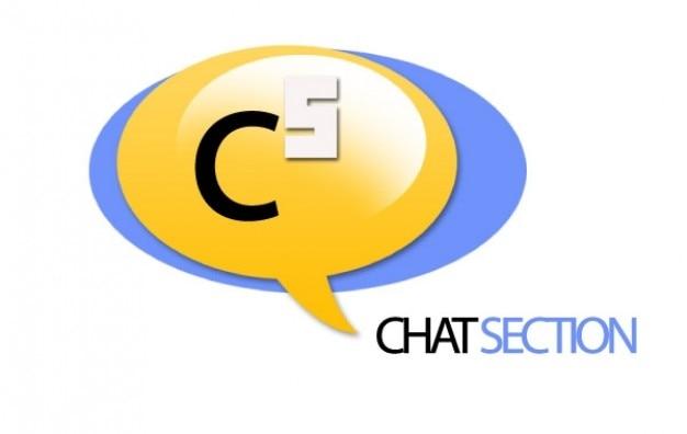 Logo ballon c5 chat section