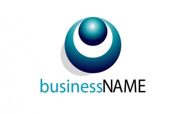 Logo blue eye business name