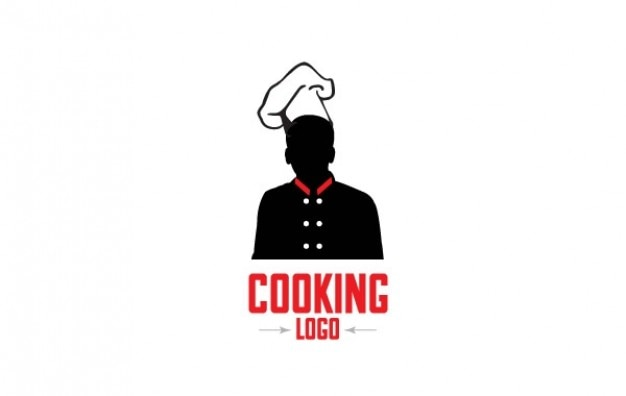 Logo chef cooking