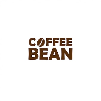 Logo coffee beans