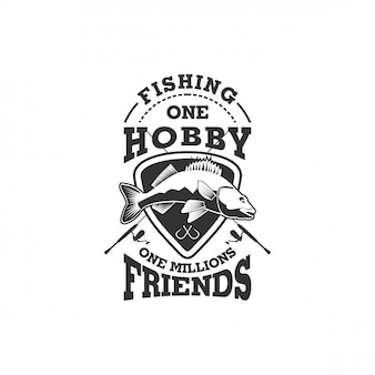 Logo collection of fishing company