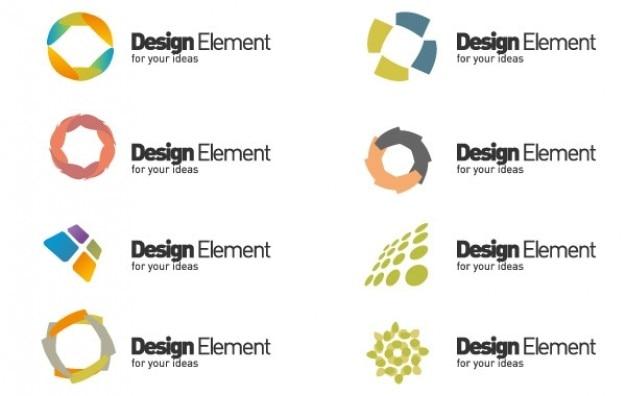 Logo design elemento