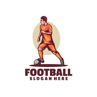 Разработка логотипа для спорта, особенно для футбола.