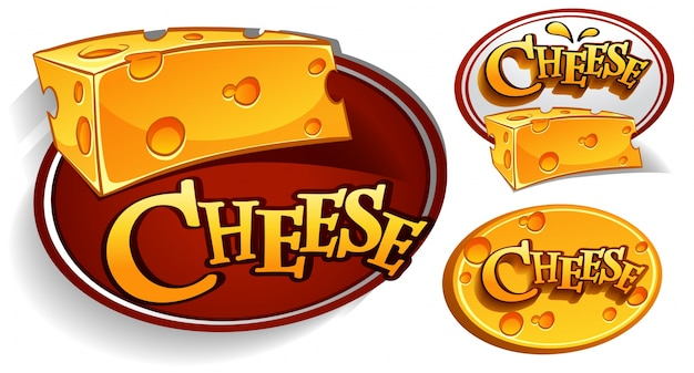 Logo designs with cheese