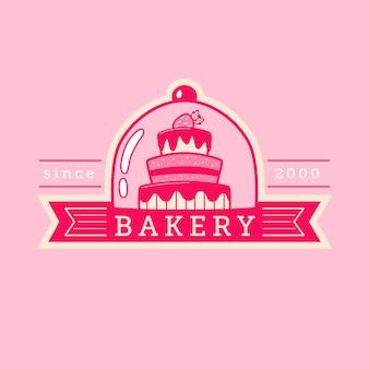 パン屋さんのロゴ
