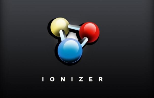 Logo ionizer